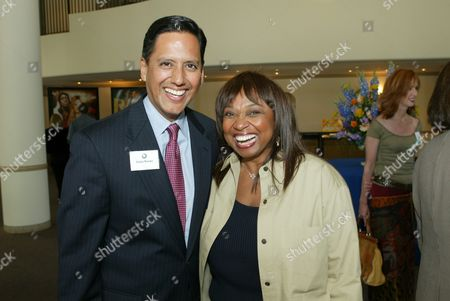 Union Bank's George Ramirez and Hattie Winston