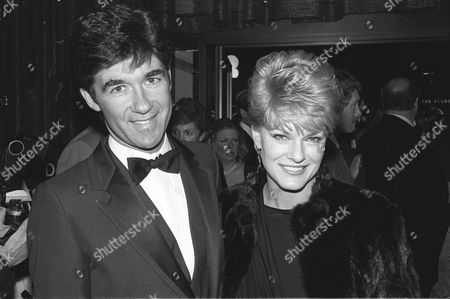 Alan Thicke and  Gloria Loring