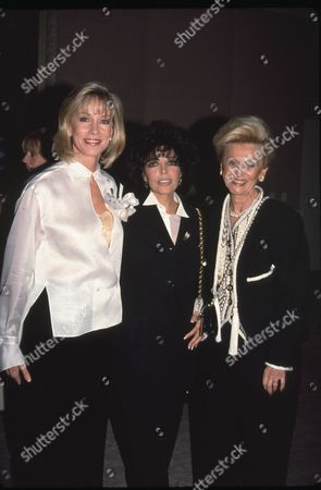 Sarah Purcell, Carole Bayer Sager, Mrs. Barbara Davis