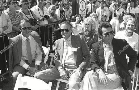 Jerry Weintraub, Jerry Moss, Herb Alpert