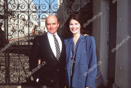 Stanley Jaffe and Sherry Lansing