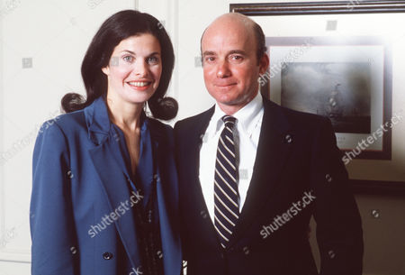 Stock Photo of Stanley Jaffe and Sherry Lansing