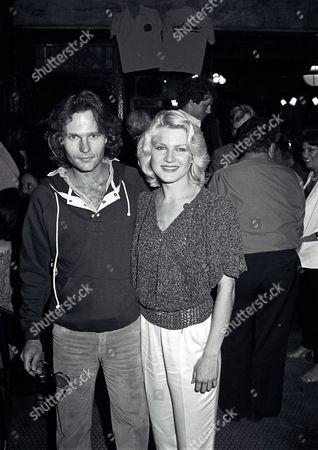 John Savage and Diana Scarwid