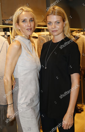Editorial image of Fabiana Filippi Flaship Store Launch, London, Britain - 21 Sep 2015
