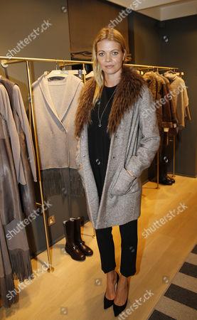 Jemma Kidd wearing