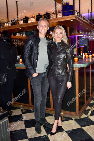 Editorial picture of Belstaff films and Legs media announce the release of 'Outlaws' at La Bodega Negra, London, Britain - 21 Sep 2015