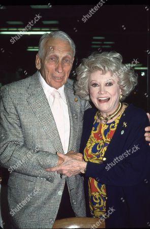 Howard Koch and Phyllis Diller