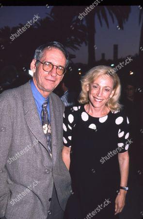 Sid Sheinberg and Lorraine Gary
