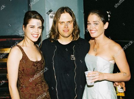 Neve Campbell, Matthew Sweet and Robin Tunney
