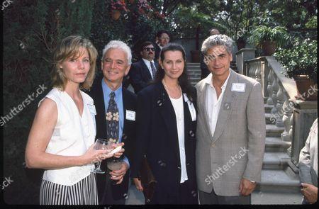 Stock Picture of Susan Dey, Bernie Sofronski, Veronica Hamel & Richard Kagan