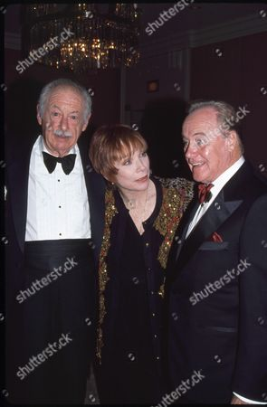 Hal Kantor, Shirley Maclaine & Jack Lemmon