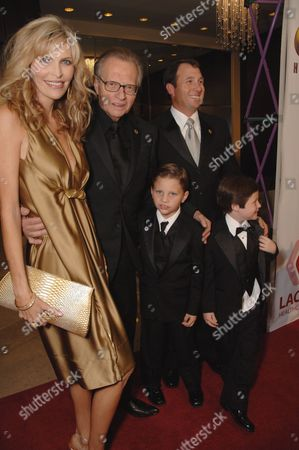 Editorial picture of An Evening with Larry King and Friends, Los Angeles, USA - 21 Nov 2006