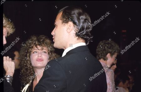 Steven Seagal and Kelly LeBrock