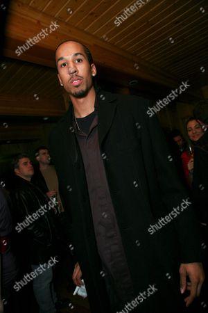 Stock Photo of LA Clipper Shaun Livingston