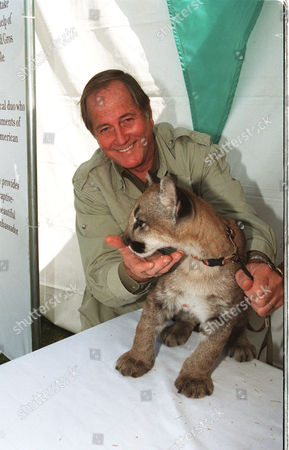 Stock Image of Jim Fowler