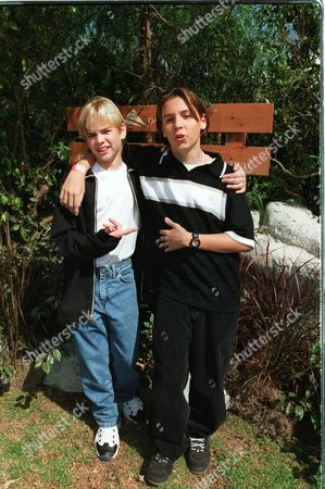 David Gallagher (7th Heaven) and Jake Richardson