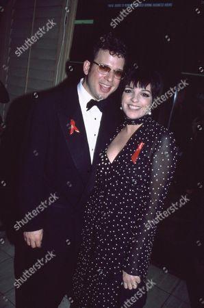 Liza Minnelli and Billy Strich