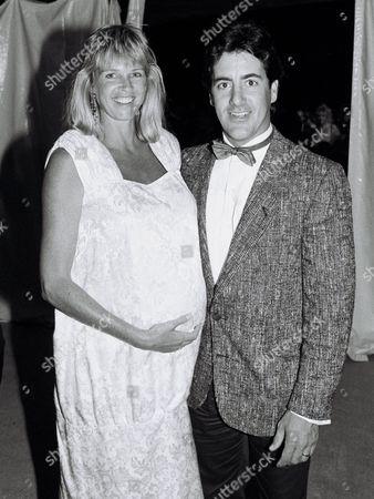 Deborah Dutton and David Naughton
