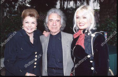 Ester Williams, Arthur Hiller and Mamie Van Doren