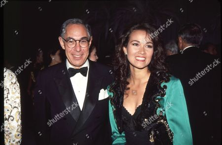 Arie Kopelman and Miss Universe