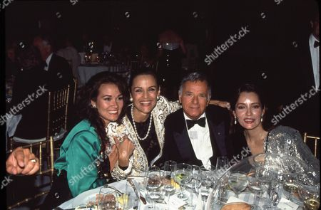Miss Universe, Corrina Fields, Freddie Fields & Barbara Carrera