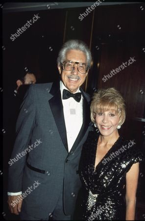 William Trowbridge and Rona Barrett