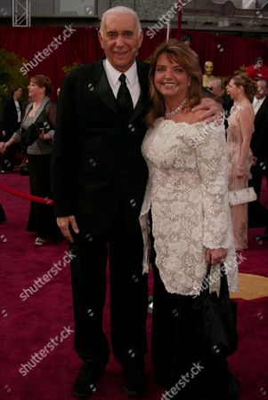 Al Ruddy and Wanda McDaniel