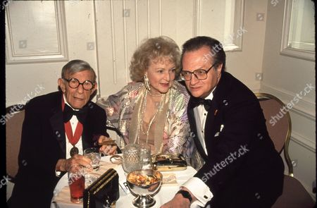 George Burns, Betty White & Larry King