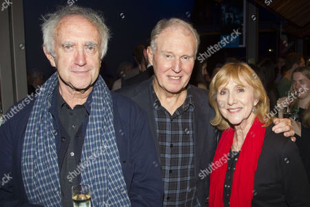 Editorial photo of 'Mr Foote's Other Leg' play, After Party, London, Britain - 21 Sep 2015