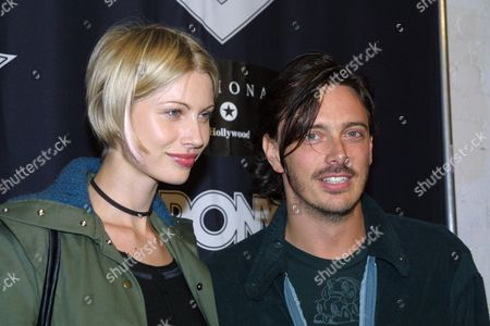 Donovan Leitch and his wife Kristy Hume