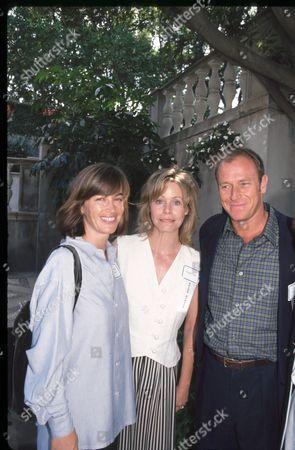 Amanda Pays, Susan Dey and  Corbin Bernsen