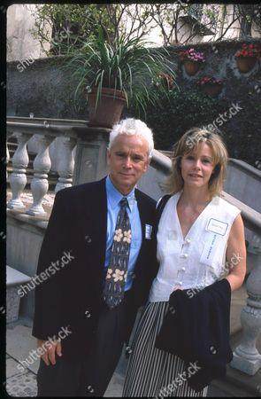 Bernard Sofronski and Susan Dey