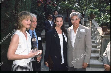 Susan Dey, Bernard Sofronski, Veronica Hamel and Rich Kegan