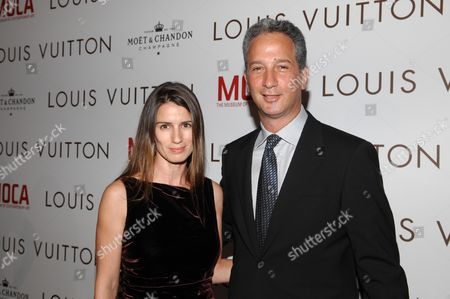 Catherine and Jeffrey Soros
