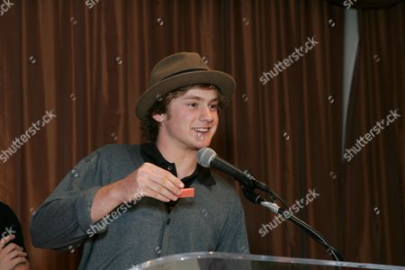 Editorial photo of 19th annual Teen Line 'Food For Thought' Luncheon, Los Angeles, USA - 03 May 2006