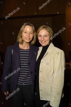 Susan Dey and Producer/Director Vanessa Roth
