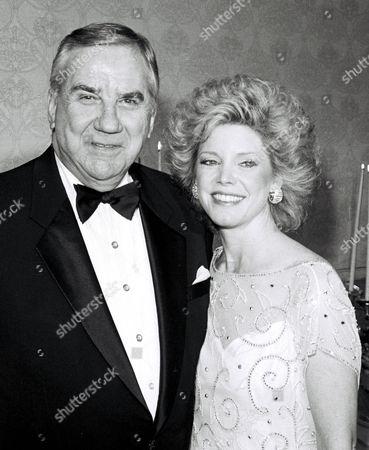 Ed McMahon and Victoria Valentine