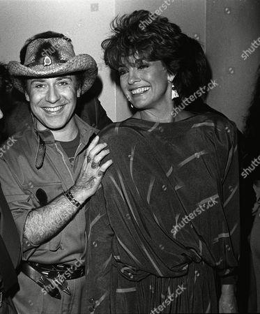 Jose Eber and Linda Gray