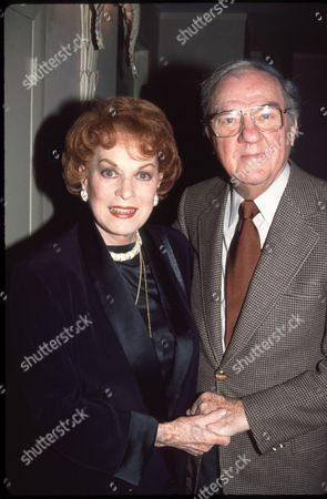 Stock Photo of Maureen O'Hara, Karl Malden