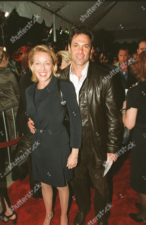 Patricia Wetting and Ken Olin