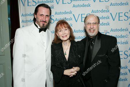 Tim McGovern, Katherine Helmond & Eric Roth