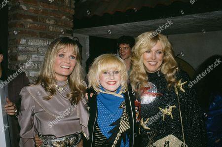 Valerie Perrine, Lorna Luft & Alana Stewart