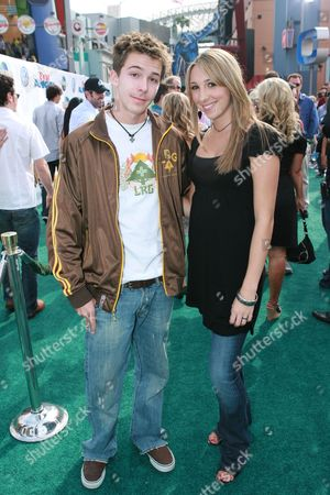 Bobby Edner and sister Ashley Edner