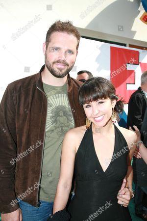 David Denman and Nikki Boyer