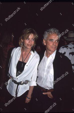 Susan Dey and Bernie Safransky