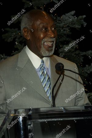 Stock Photo of Councilman Nate Holden