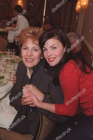 Lynn Redgrave and Sherilyn Fenn