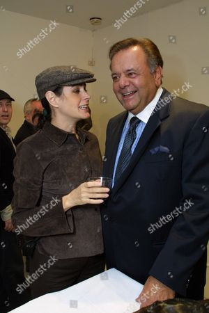 Sean Young and Paul Sorvino