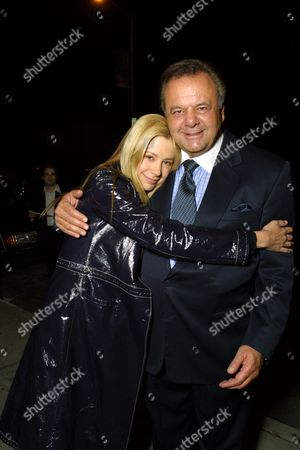 Mira Sorvino and Paul Sorvino