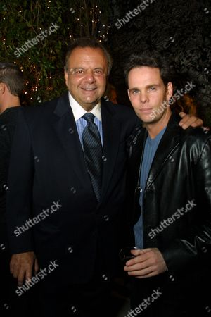 Paul Sorvino and Kevin Dillon